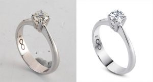 cheap jewelry retouching services sample