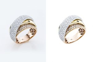 jewelry photo retouching service provider