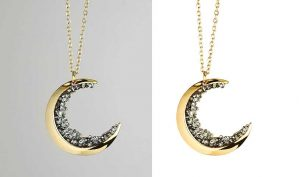 jewelry product image editing services